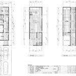 間口6.6mの敷地に入る4LDK3階建てのご参考プランです。一級建築士の設計料込みで税別概算総工費3000万円です。建物面積148.25m2