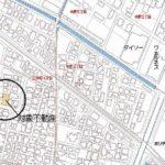 現地案内図です(地図)